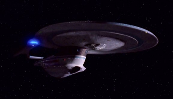 List of Star Trek Starfleet starships - Wikipedia