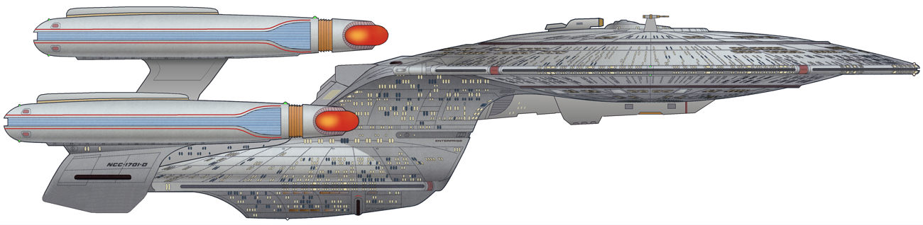 USS Valley Forge (Galaxy Class)