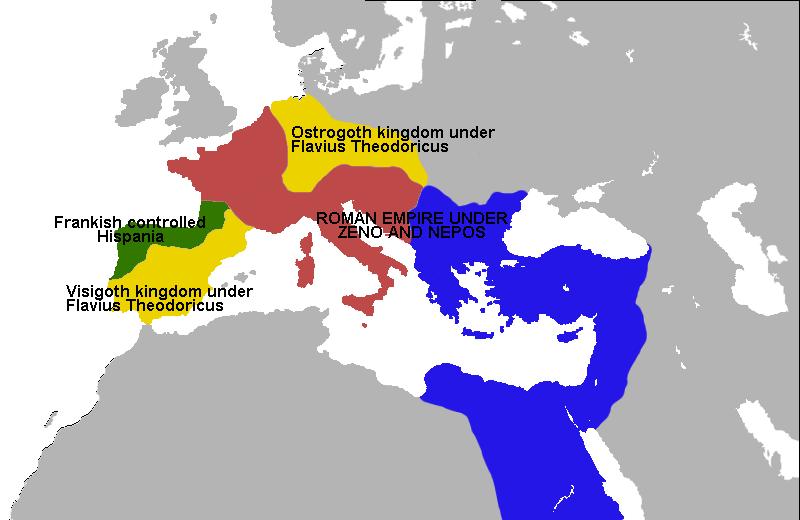 roman empire history - 800×520