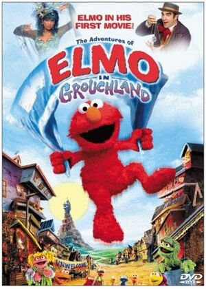 The Adventures of Elmo in Grouchland (video) - Muppet Wiki