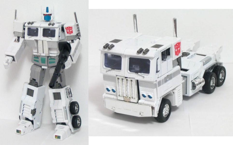Masterpiece UltraMagnus toyUltra Magnus Toy
