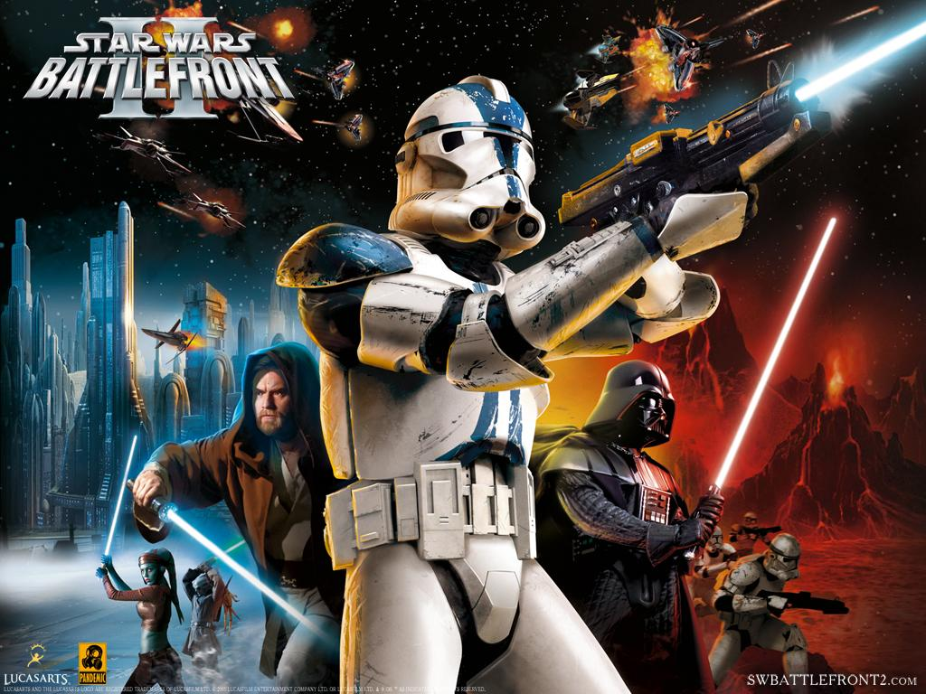 Star Wars Battlefront 2 Rom Ps2