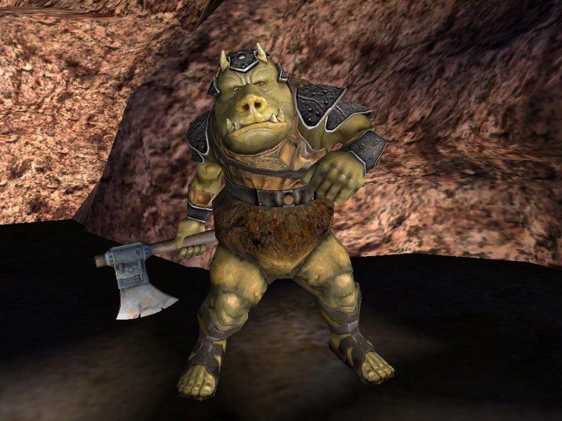 Gamorrean guard swgames the star wars games wiki - Star wars gamorrean guard ...