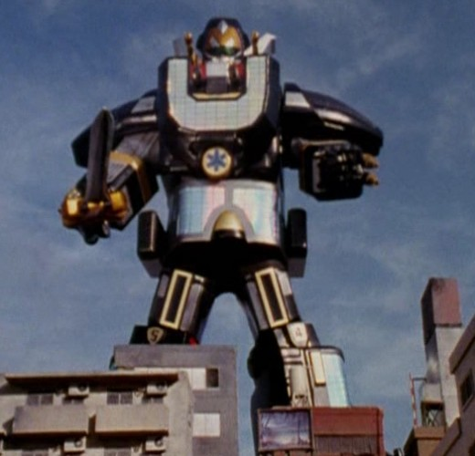 lifeforce megazord rangerwiki the super sentai and