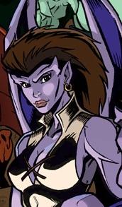 Angela - Grimorum, the Gargoyles Wiki Gargoyles Angela