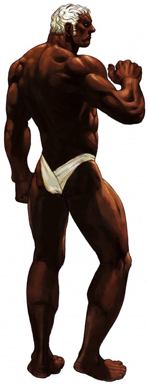 Urien Street Fighter Urien - The Street Fig...