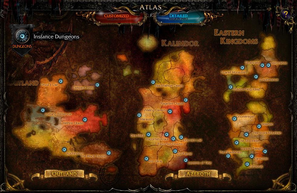 World of warcraft guide du minet