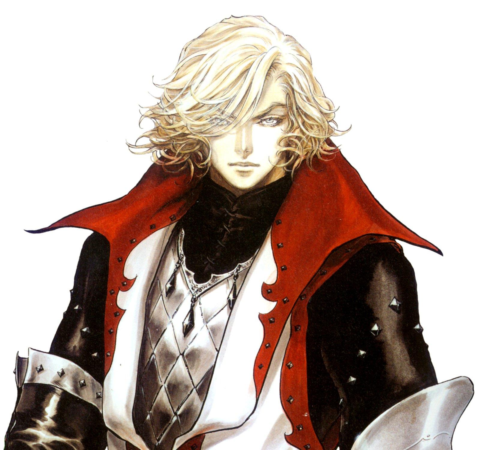Leon Belmont Castlevania Tim...