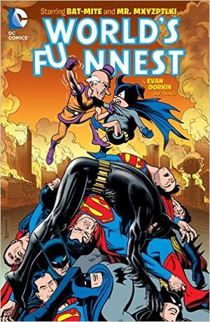 Cover for World's Funnest #1 (2000)