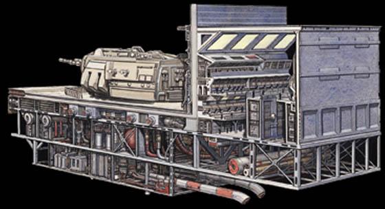 Heavy Turbolaser Turret Wookieepedia The Star Wars Wiki