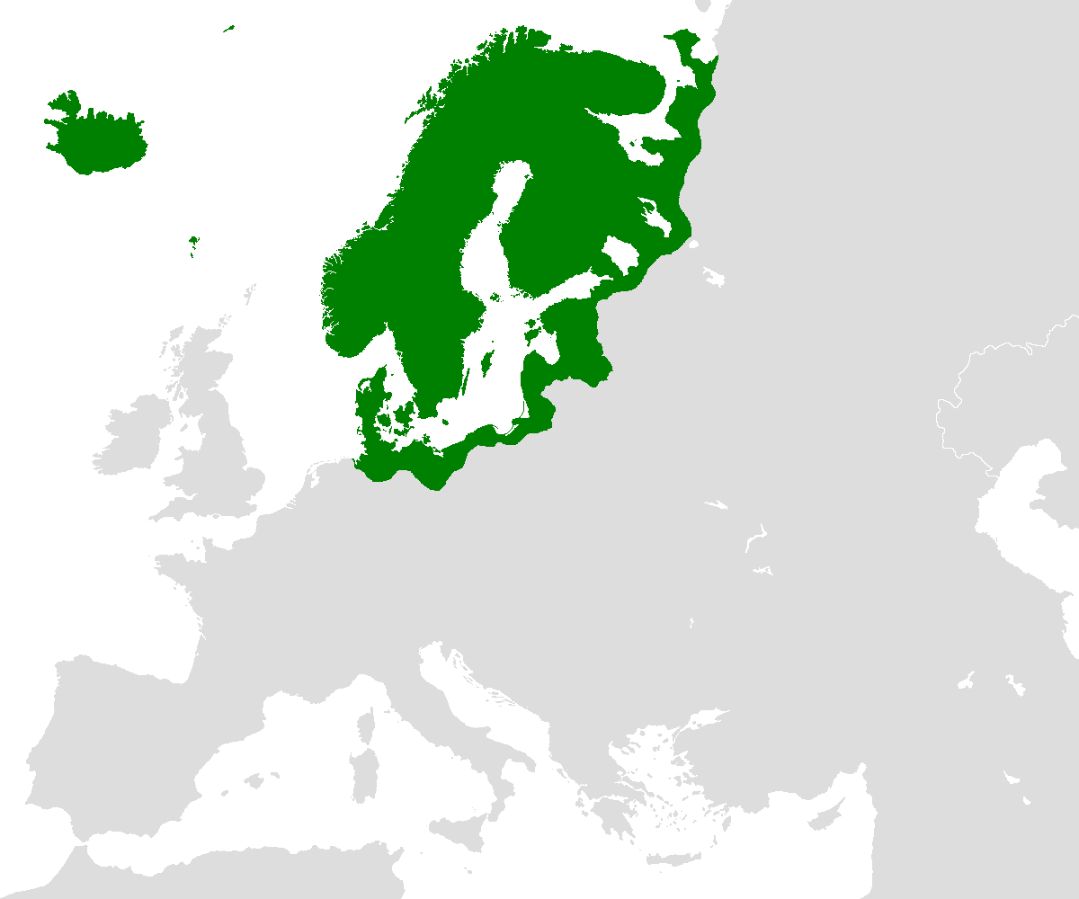 NationStates Dispatch The National Wikipedia Factbook Of - Norway map wiki