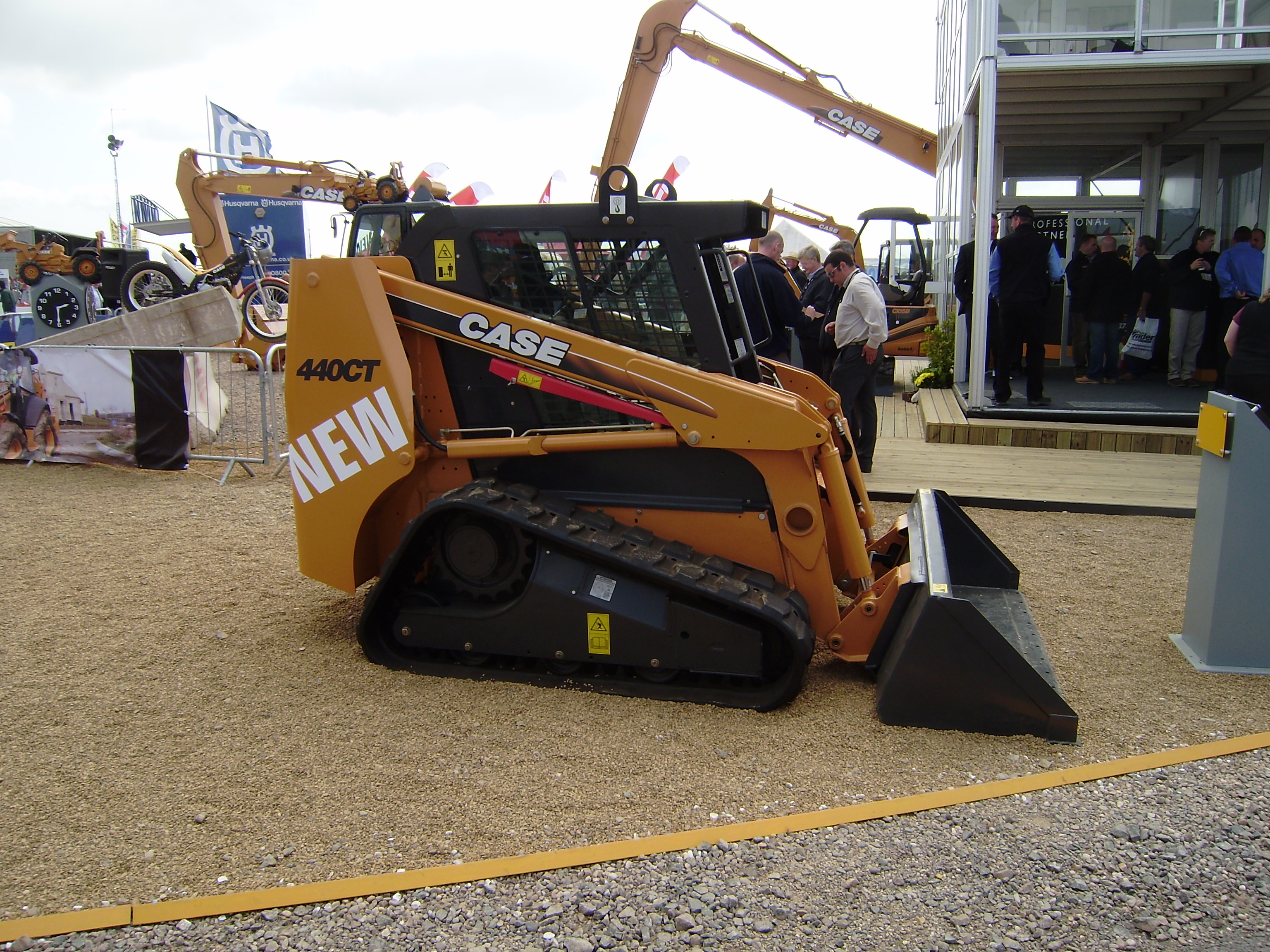 Case Skid Steer : Case ce tractor construction plant wiki the classic
