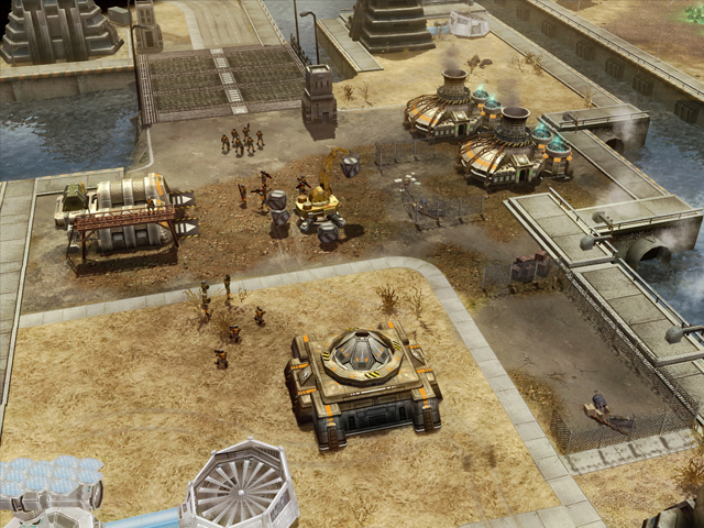 how to build ion cannon command and conquer 3