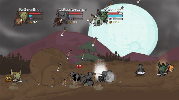 Animal Orbs Castle Crashers Wiki Levels Characters
