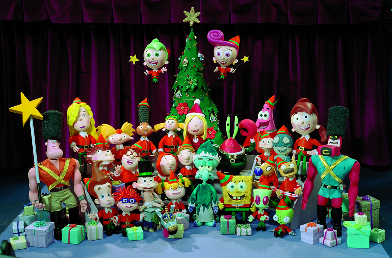 Nickelodeon Christmas Specials Wiki