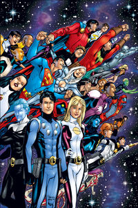 Legion of Super-Heroes II 07