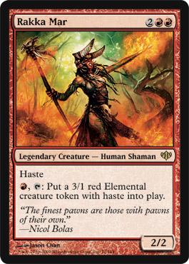 Rakka Mar - The Magic: The Gathering Wiki - Magic: The Gathering Cards ...