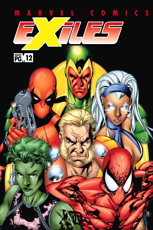 Exiles Vol 1 12 - Marvel Comics Database