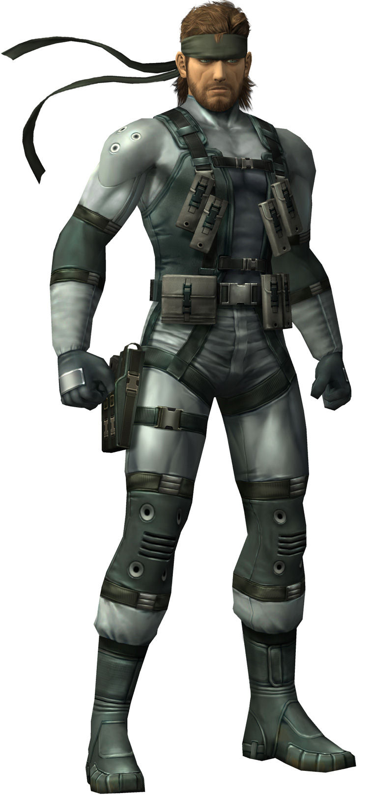 Who Would Win in a Fight? Super_Smash_Solid_Snake