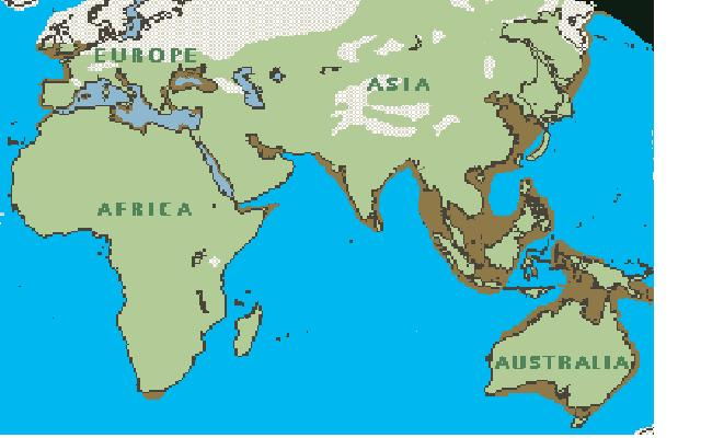 15000 BC