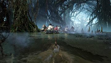 king kong island scene