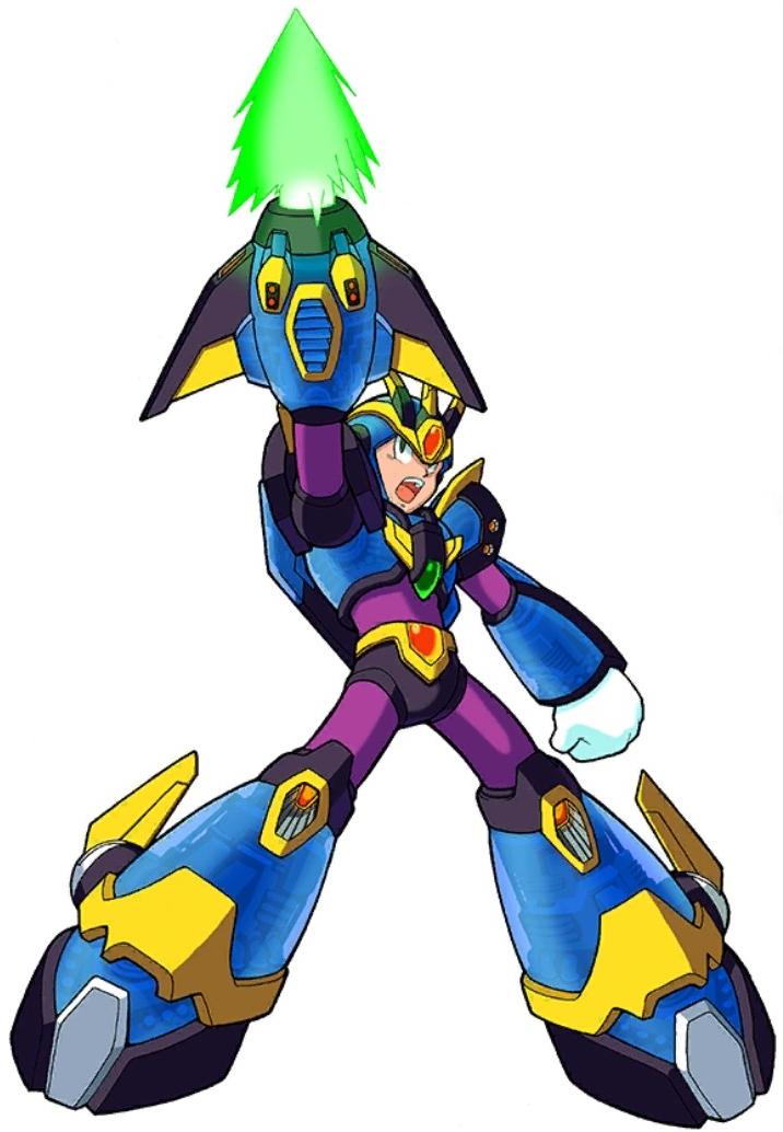 Megaman X  D-ARTS Ultimate_ArmorX