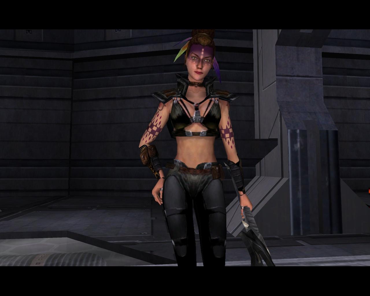 Jedi academy hentai sexy famous girl