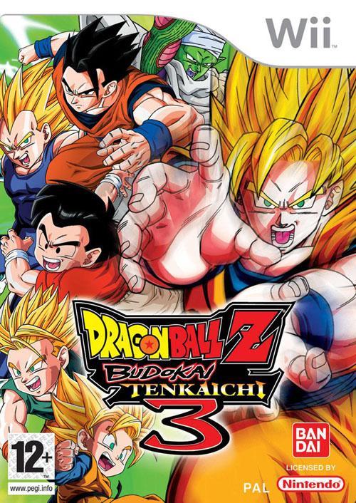 Dragon Ball Z Budokai Tenkaichi 3 Para Psp