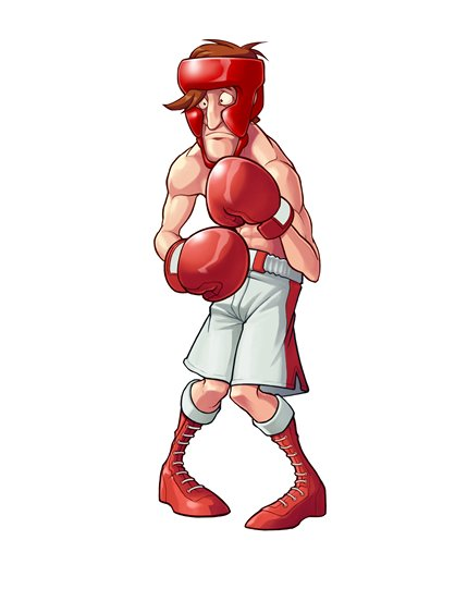 Punch Out Wii Soda Popinski : Glass joe the punch out wiki characters