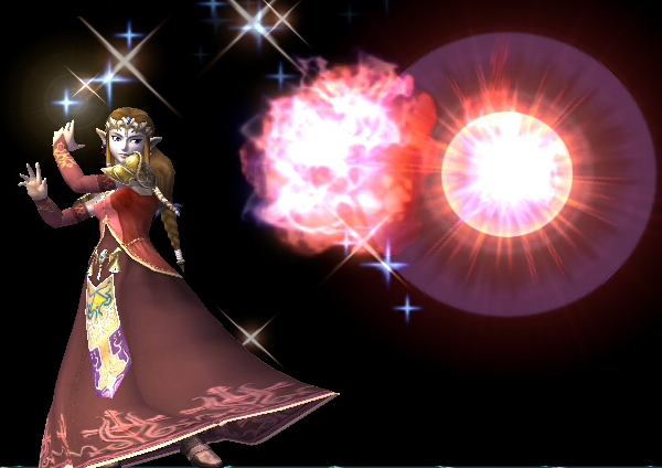 Zelda , Des images toutes neuves  - Page 2 Dins_Fire