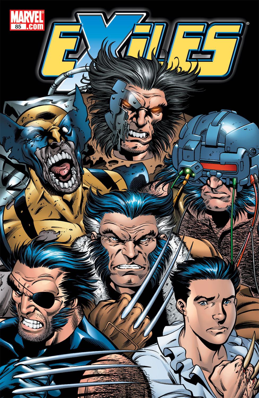 Exiles Vol 1 85 - Marvel Comics Database