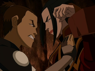 Sokka to Azula in  quot The Day of Black Sun  Part 2  The Eclipse quot  Sokka Crying