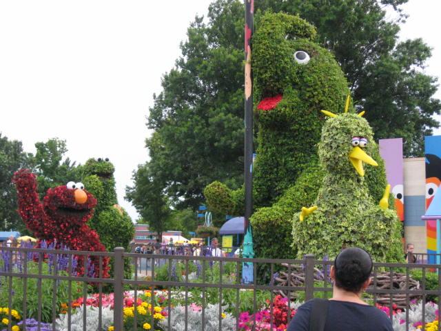 Sesame Street Park Opening – Home Exsplore