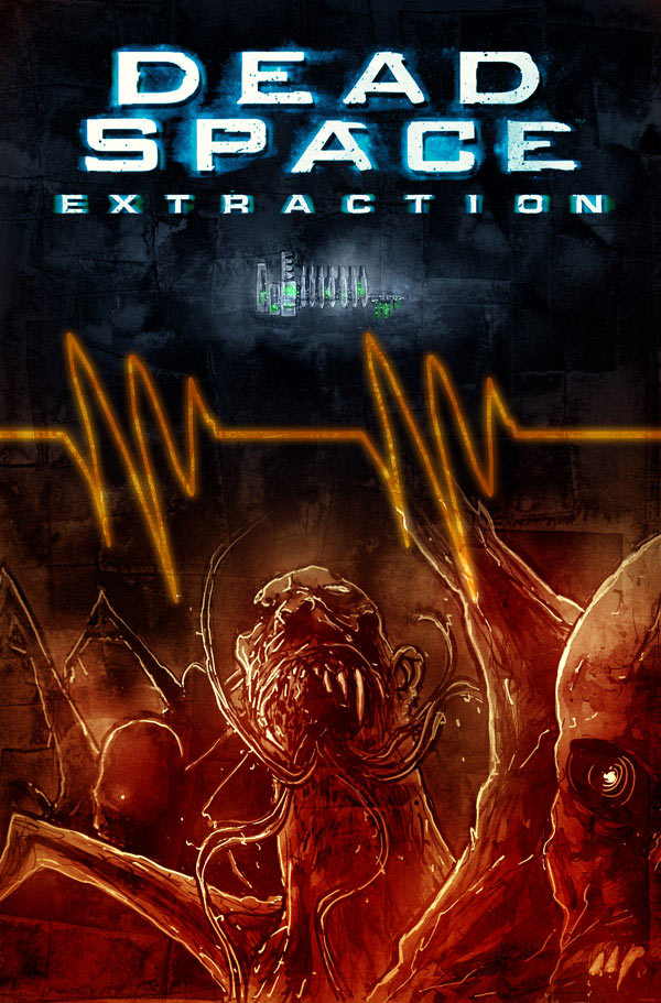 Dead Space: Extraction (comics) - The Dead Space Wiki ...