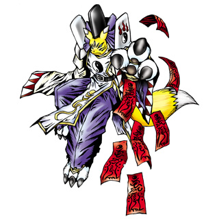 digimon tamers taomon - photo #6