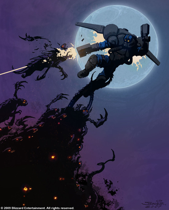 Starcraft 2 Reaper