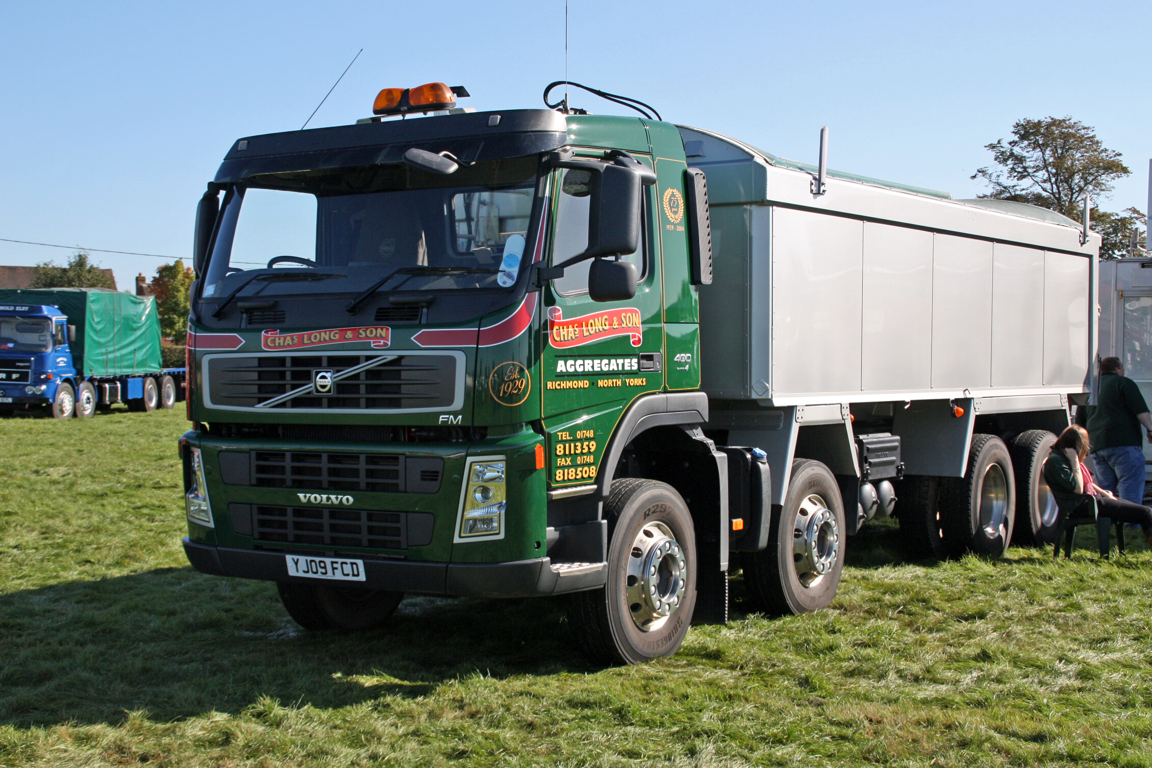 Volvo Trucks Tractor Amp Construction Plant Wiki The