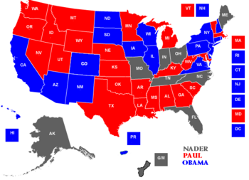 us presidential elections 2008 essay Us election essaysthe rules of us constitution specifies that a president must be elected every four years candidates must be at least 35 years old and a us citizen born in the usa.