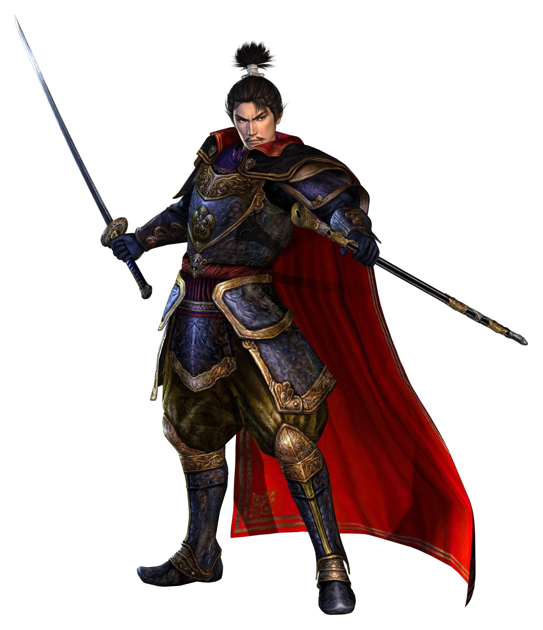 Warriors Orochi 3 Ultimate Nobunaga Oda: Nobunaga2-kessenIII.jpg