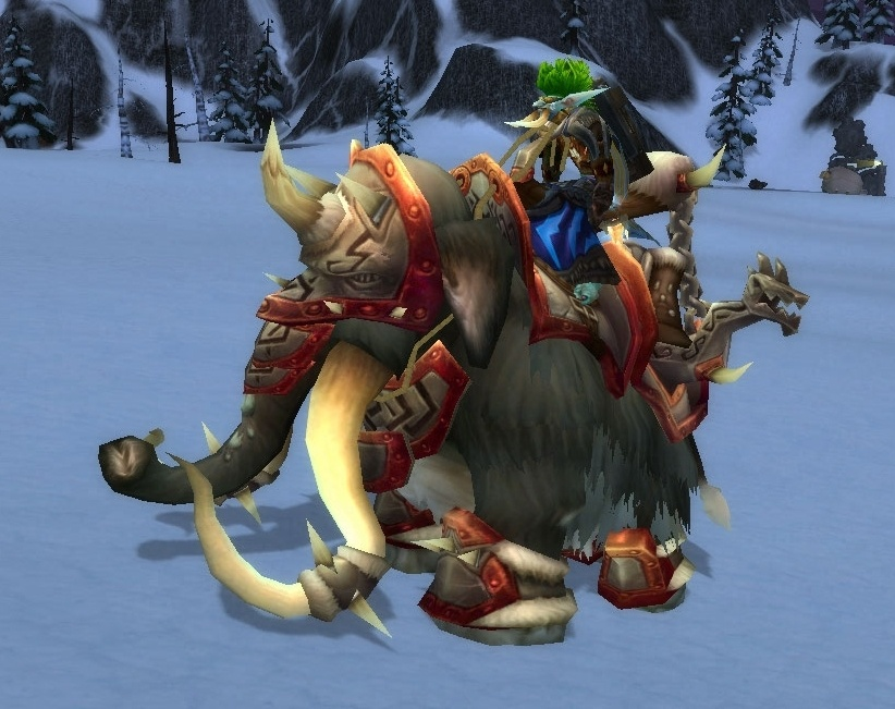item reins travelers tundra mammoth