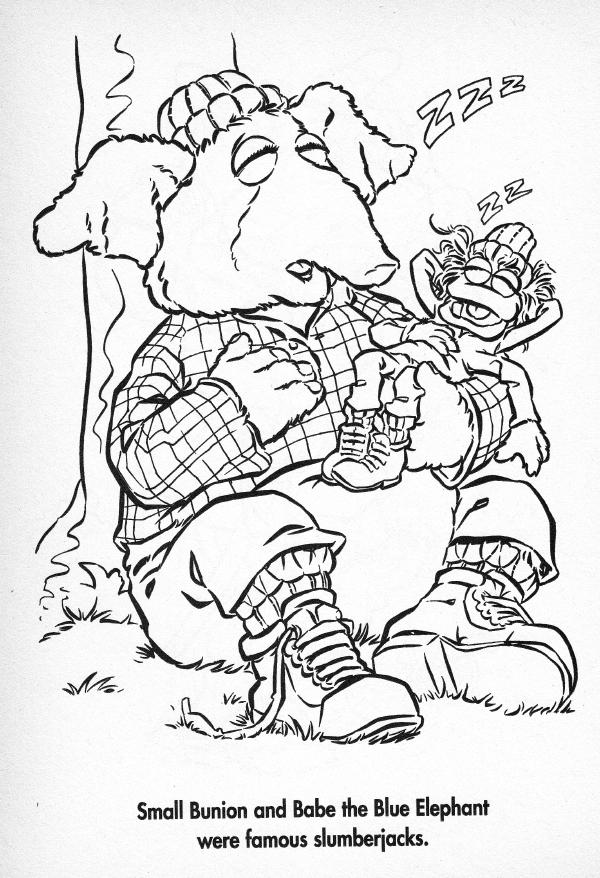 Paul Bunyan Muppet Wiki