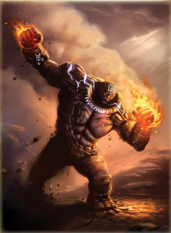 Golem Dragon Age Wiki