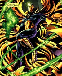 Doctor Fate (Hector Sanders Hall)