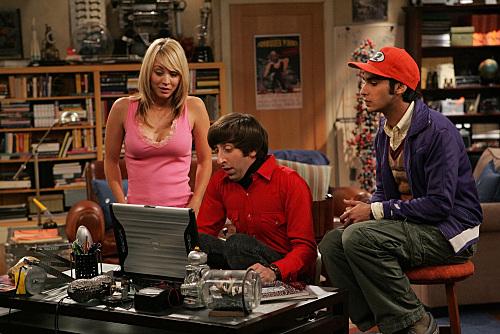 Penny Big Bang Theory Short