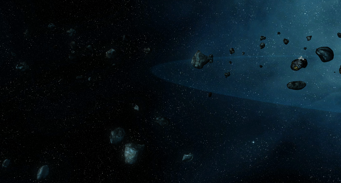 size of the asteroid belt - photo #20
