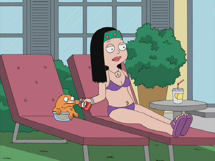 Порно комикс с хейли из сериала американский папаша