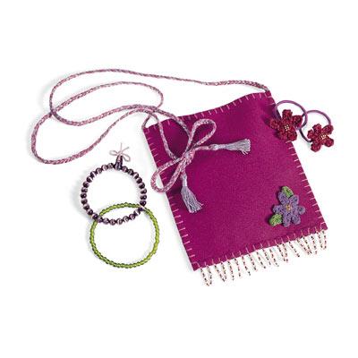 مجموعة رائعة من اكسسوارات البنات 2014 accessories for girls 29