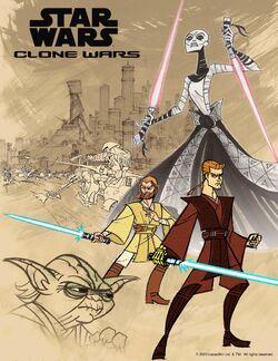 CloneWarsPoster