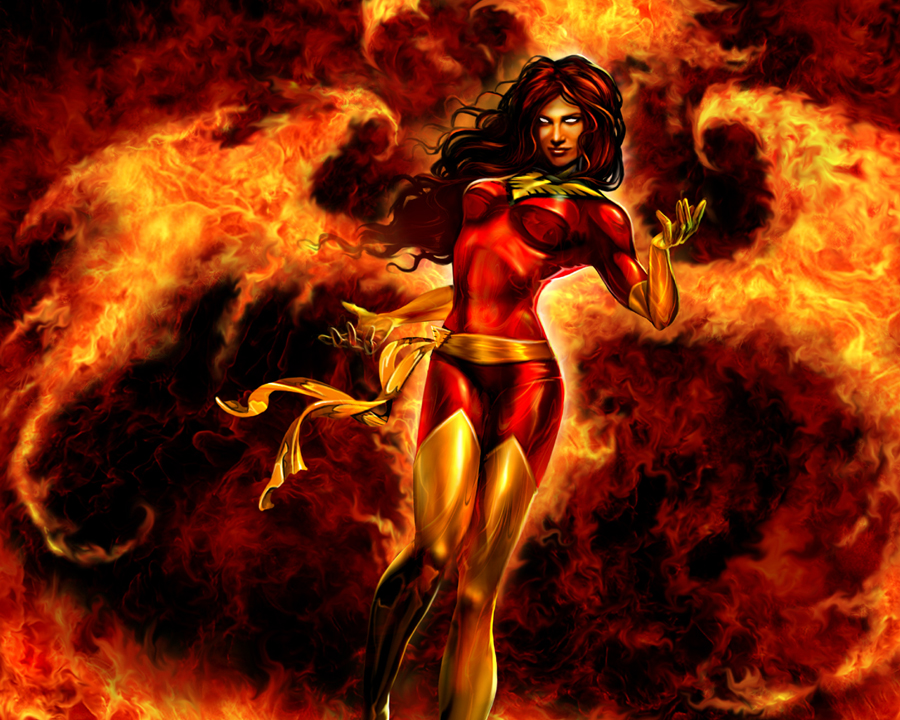 X Men Legends Magma Jean Grey - X-Men Wiki...