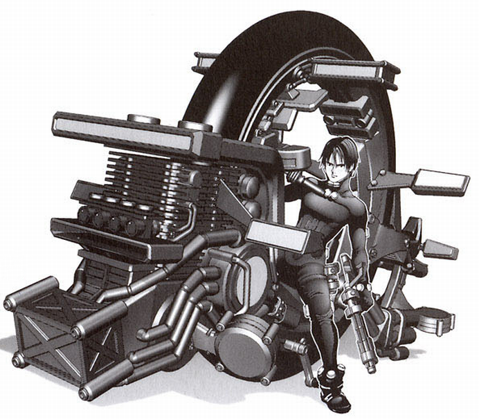 List Of Gantz Equipment